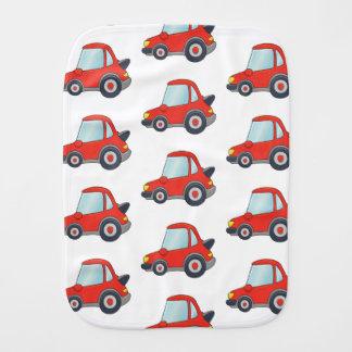 Cute Car Pattern Design Burp Cloth