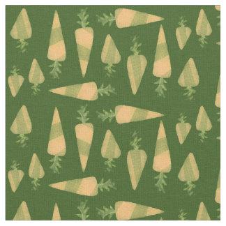 Cute Carrot Fabric