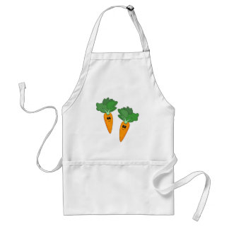 Cute Carrots Apron