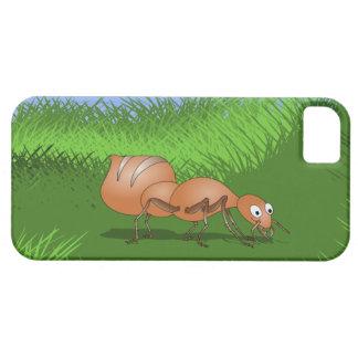 Cute Cartoon Ant iPhone 5 Cases