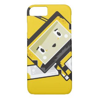 Cute Cartoon Blockimals Bee Phone Case