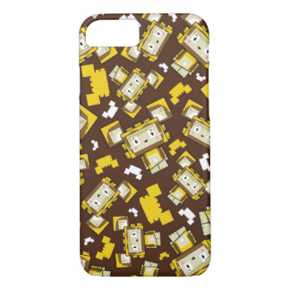 Cute Cartoon Blockimals Lion iPhone 8/7 Case