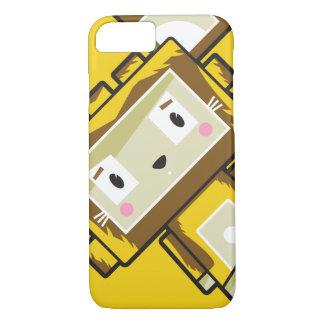 Cute Cartoon Blockimals Lion Phone Case
