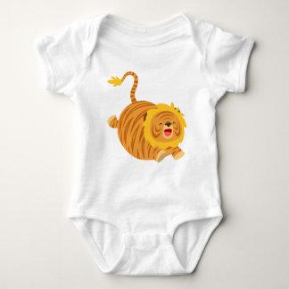 Cute Cartoon Bouncy Liger Baby Creeper