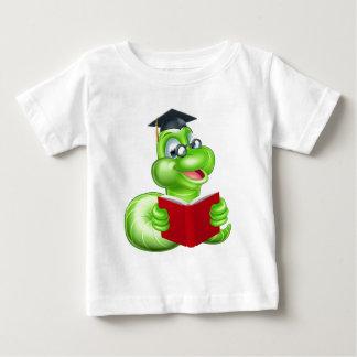 Cute Cartoon Caterpillar Worm Baby T-Shirt