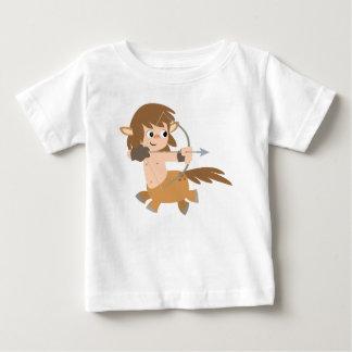 Cute Cartoon Centaur Sagittarius Ruffle T-Shirt