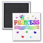 Cute Cartoon Clip Art Rainbow Princess Tiara