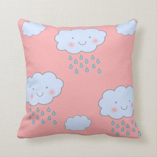 Cute Cartoon Cloud Pillows