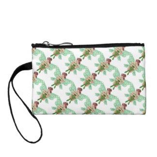 Cute cartoon fairy coin purse