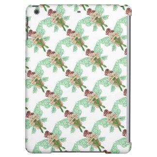Cute cartoon fairy cover for iPad air