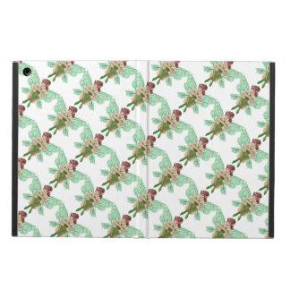 Cute cartoon fairy iPad air cover