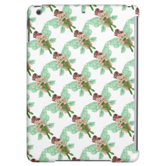 Cute cartoon fairy iPad air covers