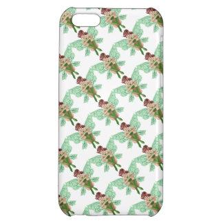 Cute cartoon fairy iPhone 5C case