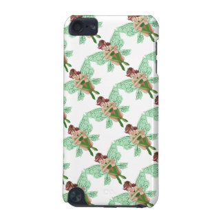 Cute cartoon fairy iPod touch (5th generation) cases