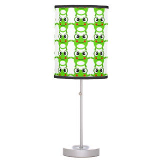 Cute Cartoon Frog Graphic Lamps