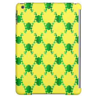 Cute Cartoon Frogs iPad Air Covers