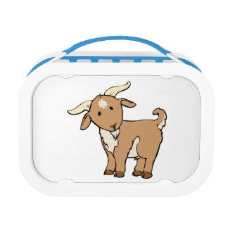 Cute Cartoon Goat Lunchboxes