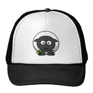 Cute Cartoon Lamb Trucker Hat