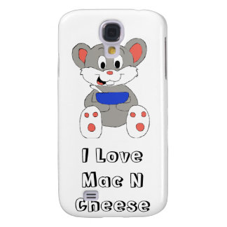 Cute Cartoon Mouse Samsung Galaxy S4 Cases