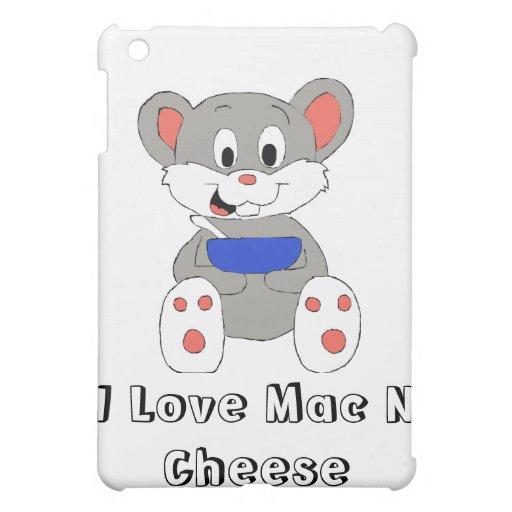 Cute Cartoon Mouse iPad Mini Cases