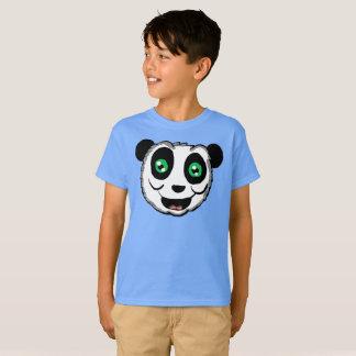 Cute Cartoon Panda Bear head T-Shirt