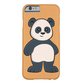 Cute Cartoon Panda iPhone 6 Case