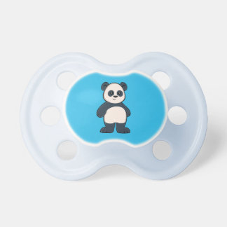 Cute Cartoon Panda Pacifier
