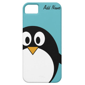 Cute Cartoon Penguin - iPhone 5  iPhone 5 Covers