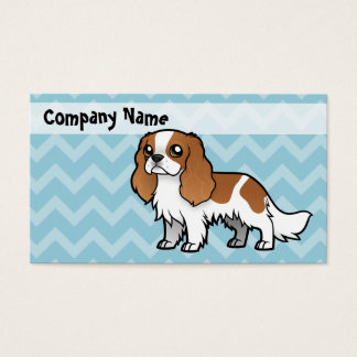 Cute Cartoon Pet Business Card