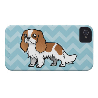 Cute Cartoon Pet iPhone 4 Cover