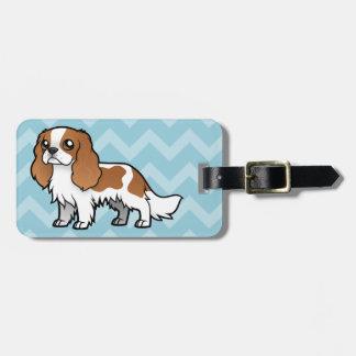 Cute Cartoon Pet Travel Bag Tag