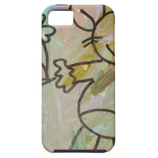 Cute Cartoon Rats iPhone 5 Case