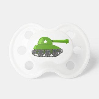 Cute Cartoon Tank Baby Pacifier