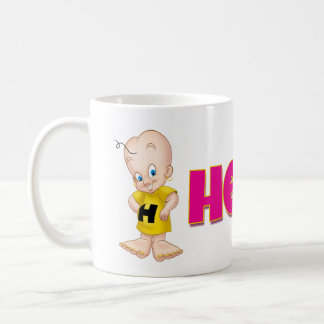 cute cartoon The Wonderful World Of Hector Basic White Mug