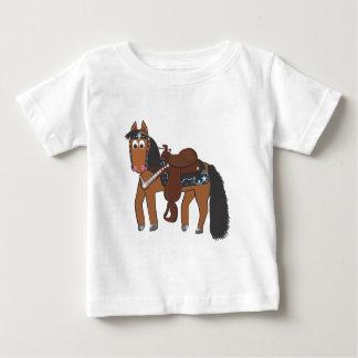 Cute Cartoon Western Horse Shirt
