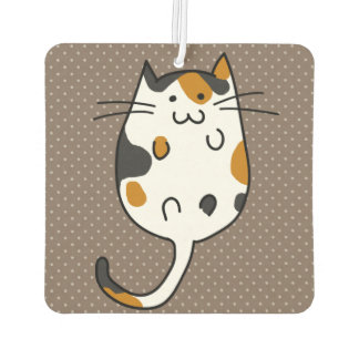 Cute Cat Air Freshener