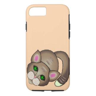cute cat Case-Mate iPhone case