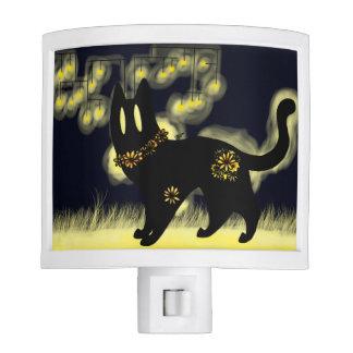 Cute Cat Creature Night Light