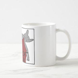 Cute Cat Cuddle Coffee Mug