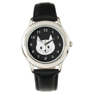 Cute Cat Face. Watches