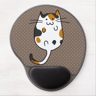 Cute Cat Gel Mouse Pad