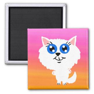 Cute Cat Magnet
