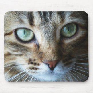 Cute cat mousepad mouse pad