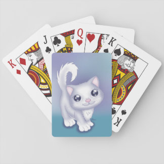 Cute Cat Playing Cards