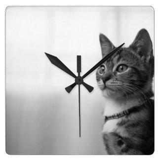Cute Cat Wall Clocks