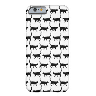 Cute Cats Black Cats iPhone 6 case S
