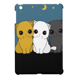 Cute cats iPad mini covers