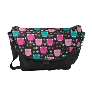 Cute Cats IV Courier Bag