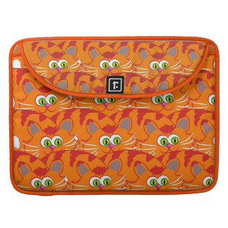 Cute Cats Sleeve For MacBook Pro