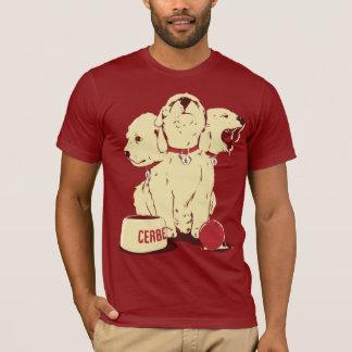 Cute Cerberus Cartoon T-Shirt